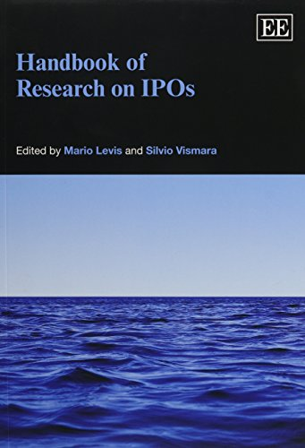 9781783473656: Handbook of Research on IPOs