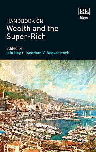 9781783474035: Handbook on Wealth and the Super-Rich