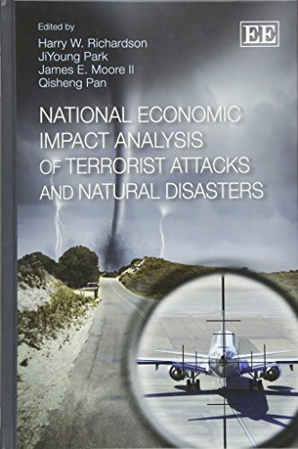 9781783475858: National Economic Impact Analysis of Terrorist Attacks and Natural Disasters