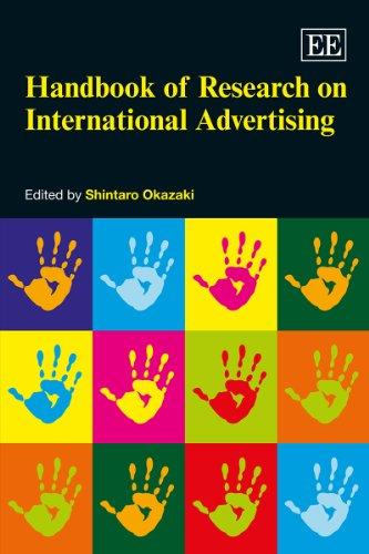 9781783476015: Handbook of Research on International Advertising (Elgar Original Reference)