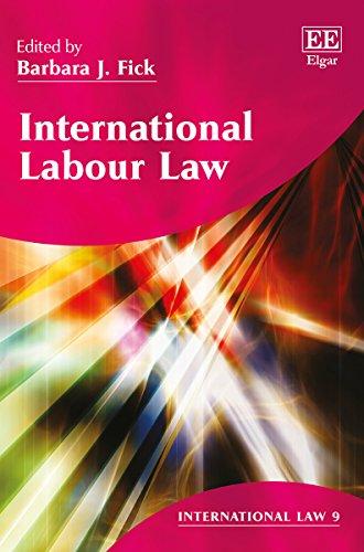 9781783476022: International Labour Law (International Law series, #9)