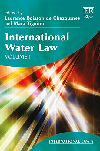 International Water Law (International Law series, #8): Laurence Boisson De Chazournes