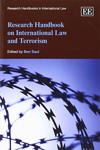 9781783476305: Research Handbook on International Law and Terrorism (Research Handbooks in International Law series)