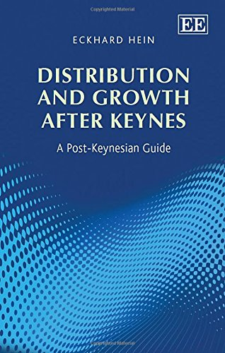 9781783477289: Distribution and Growth after Keynes: A Post-Keynesian Guide