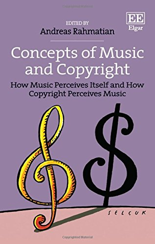 Concepts of Music and Copyright: How Music Perceives Itself and How Copyright Perceives Music: ...