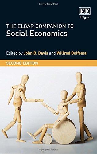 The Elgar Companion to Social Economics: John B. Davis,Wilfred Dolfsma,J. B. Davis