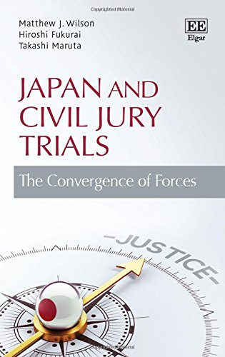9781783479184: Japan and Civil Jury Trials: The Convergence of Forces