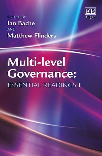 9781783479788: Multi-Level Governance: Essential Readings (Elgar Mini Series)