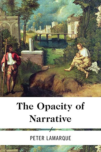 9781783480173: The Opacity of Narrative