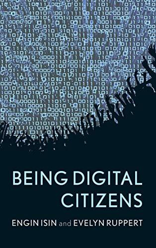 9781783480555: Being Digital Citizens