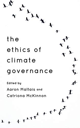 9781783482146: The Ethics of Climate Governance