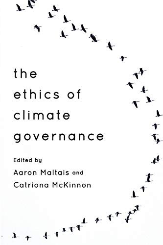 Ethics of Climate Change Governance: Aaron Maltais