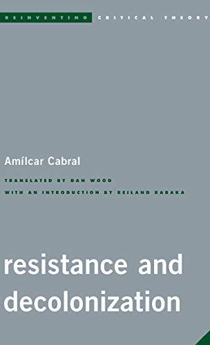 9781783483747: Resistance Amp Decolonization