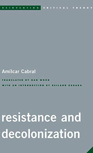 9781783483747: Resistance and Decolonization (Reinventing Critical Theory)