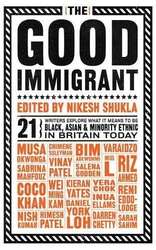 The Good Immigrant: Nikesh Shukla