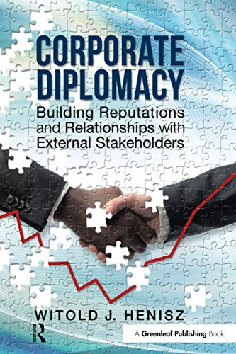9781783532988: Corporate Diplomacy: Building Reputations and Relationships with External Stakeholders