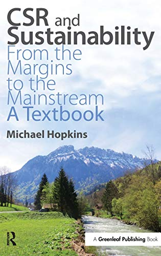 9781783534449: Csr and Sustainability: From the Margins to the Mainstream: a Textbook