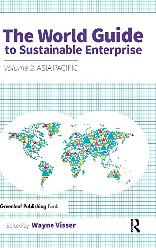 9781783534623: The World Guide to Sustainable Enterprise: Volume 2: Asia Pacific