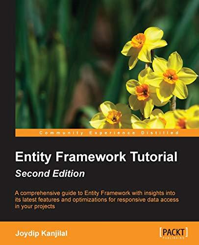 9781783550012: Entity Framework Tutorial Second Edition