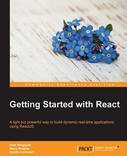 9781783550579: Getting Started with React