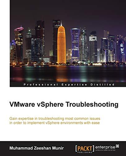 9781783551767: VMware vSphere Troubleshooting