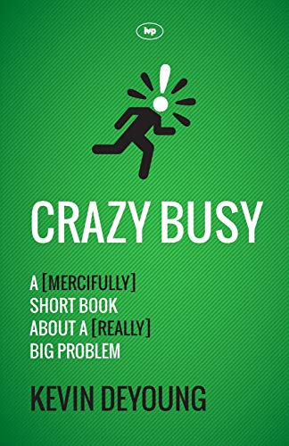 9781783590230: Crazy Busy: A (mercifully) Short Book About a (really) Big Problem