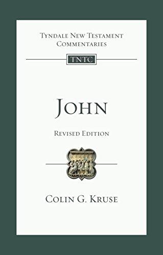 John: Colin G. Kruse