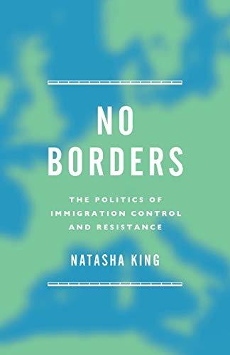 No Borders (Paperback): Natasha King