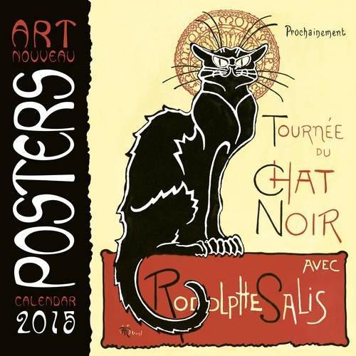 9781783610488: Art Nouveau Posters Wall Calendar (Art Calendars) (Flame Tree Publishing)