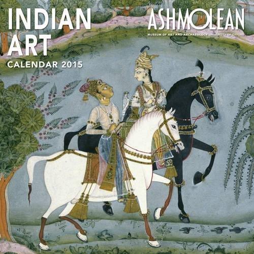 9781783610761: Ashmolean Indian Art Wall Calendar 2015 (Art Calendar) (Flame Tree Calendars 2015)