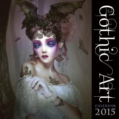 9781783610815: Gothic Art Wall Calendar 2015 (Art Calendar) (Flame Tree Calendars 2015)