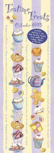 9781783610860: Emma Ball Teatime Treats Slim Calendar 2015 (Art Calendar)