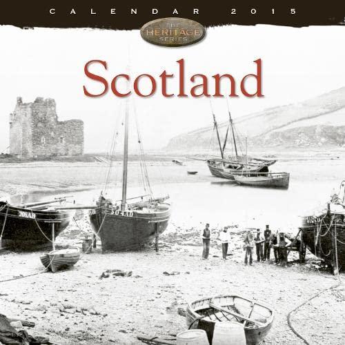 9781783611713: Scotland Wall Calendar 2015 (Art Calendar)