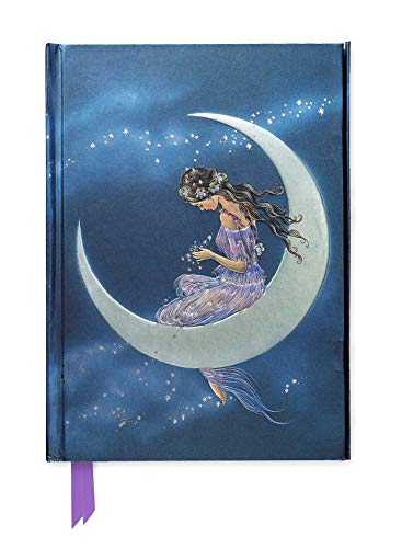 Fairyland Moon Maiden (Foiled Journal) (Flame Tree Notebooks)