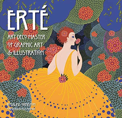 9781783612161: Erté: Art Deco Master of Graphic Art & Illustration (Masterworks)