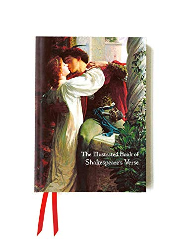 The Illustrated Book of Shakespeare's Verse (Foiled Gift Books)