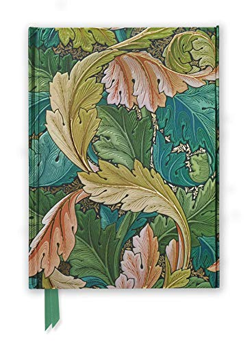 William Morris Acanthus (Foiled Journal) (Flame Tree Notebooks): Flame Tree Publishing