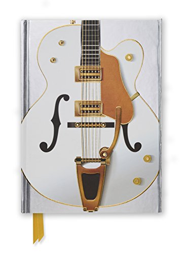 9781783613465: White Guitar (Foiled Journal) (Flame Tree Notebooks)