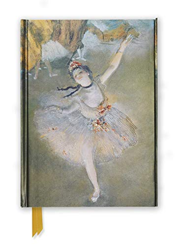 9781783613496: Degas: The Star (Foiled Journal)] (Flame Tree Notebooks)