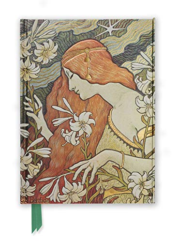 9781783613519: Paul Berthon: L'Ermitage (Foiled Journal) (Flame Tree Notebooks)