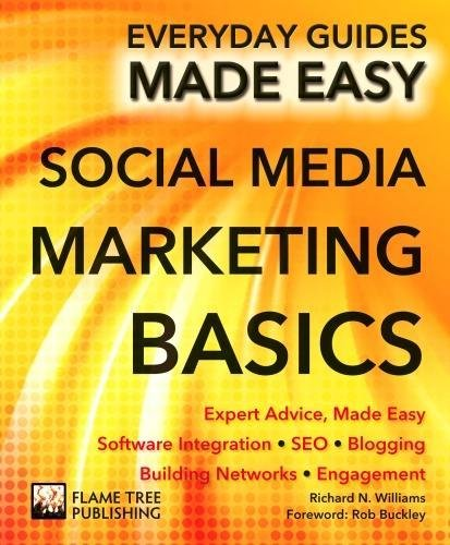 9781783613984: Social Media Marketing: Expert Advice, Made Easy (Everyday Guides Made Easy)