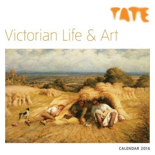9781783614288: Tate Victorian Life & Art Wall Calendar 2016 (Art Calendar)