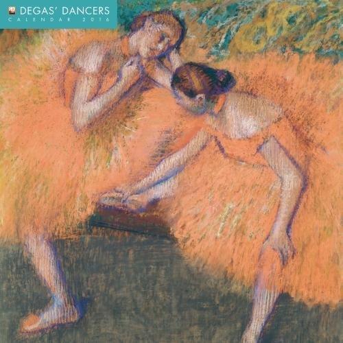 9781783614417: Degas' Dancers 2016 Calendar