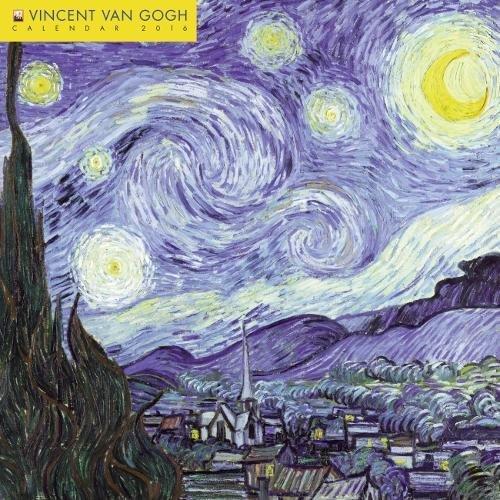 9781783614547: Vincent Van Gogh wall calendar 2016 (Art calendar)