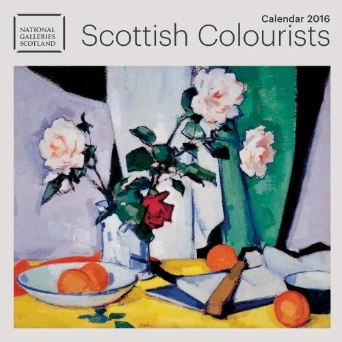 9781783614639: Scottish Colourists Wall Calendar 2016 (Art Calendar)