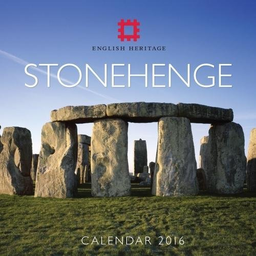 9781783614691: English Heritage Stonehenge wall calendar 2016 (Art calendar)