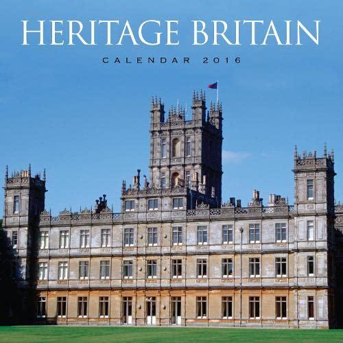 9781783615025: Heritage Britain wall calendar 2016 (Art calendar)