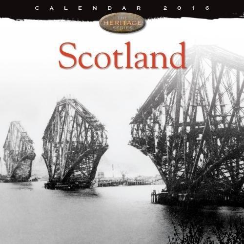 9781783615094: Scotland Wall Calendar 2016 (Art Calendar)