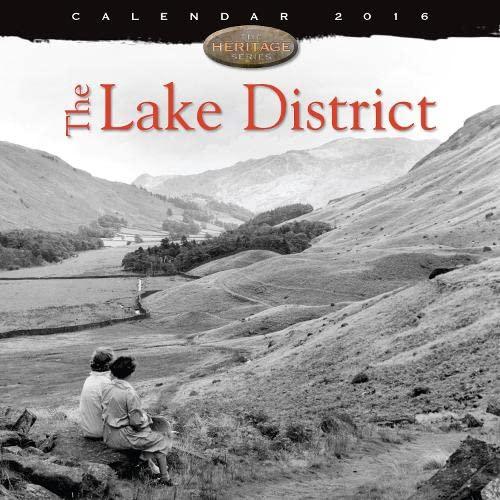 9781783615124: The Lake District Wall Calendar 2016 (Art Calendar)