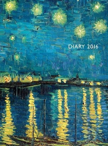 9781783615599: Vincent Van Gogh Pocket Diary 2016